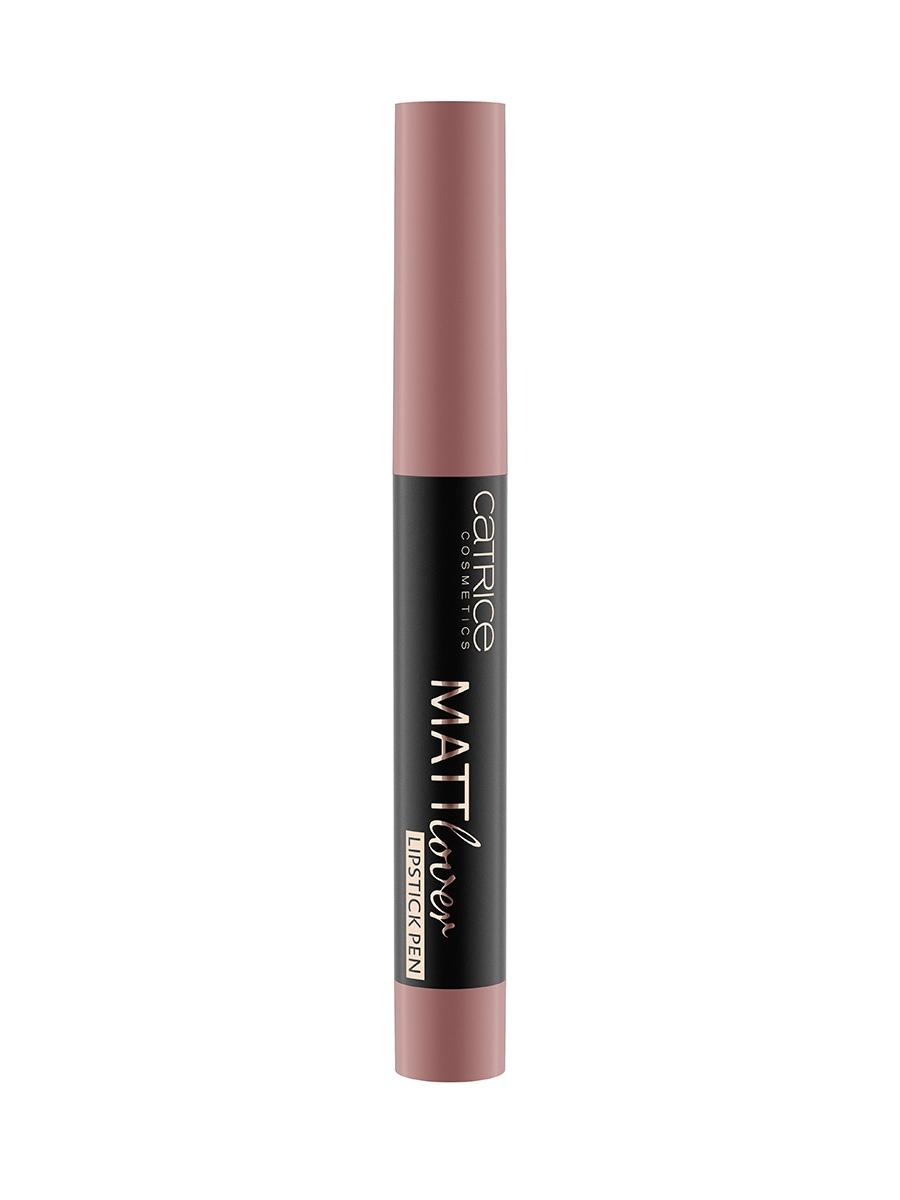 Купить Губная помада-карандаш CATRICE Mattlover Lipstick Pen, 090 In The Mood For Nude