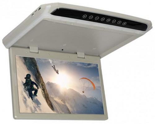 Потолочный монитор ERGO Electronics ER154FH (серый)