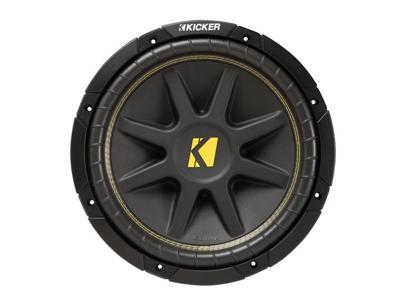 Сабвуферный динамик Kicker C124