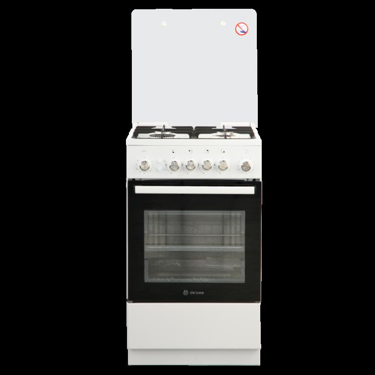 Газовая плита De Luxe 5040.40г(кр) ЧР