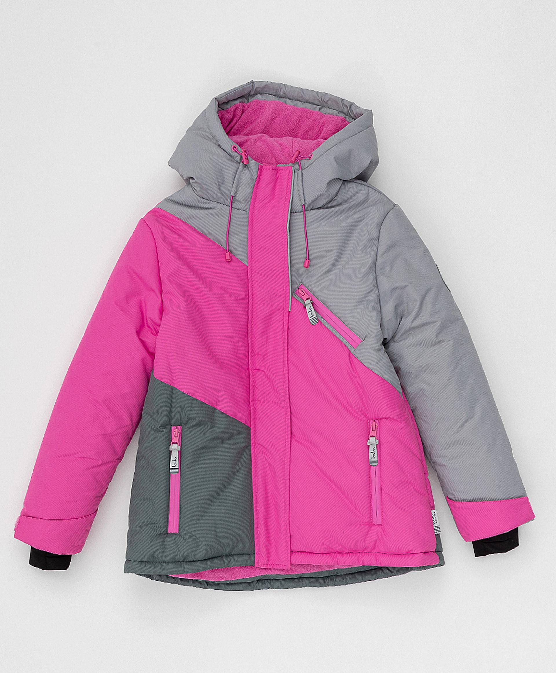 Купить Зимняя куртка Active Button Blue 220BBGA41051200, размер 140,