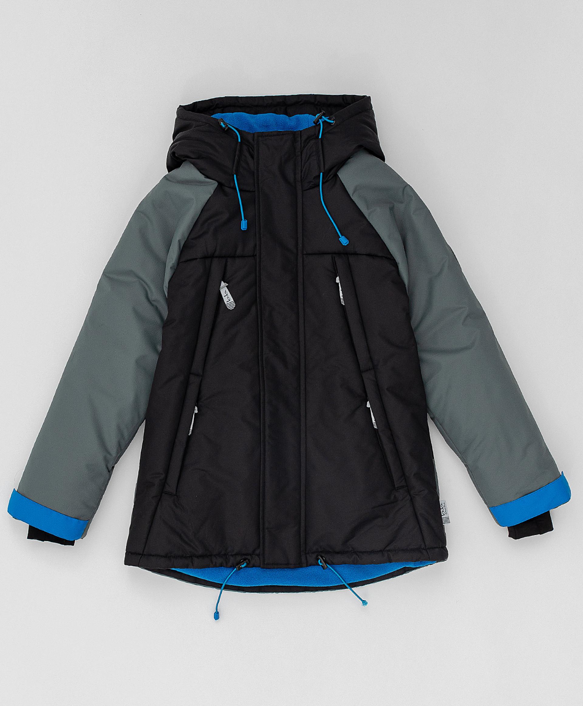 Купить Демисезонная куртка Active Button Blue 220BBBA41020800, размер 128,