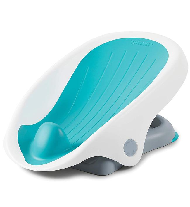 Купить Summer Infant Лежак для купания Summer Clean Rinse бело-голубой,