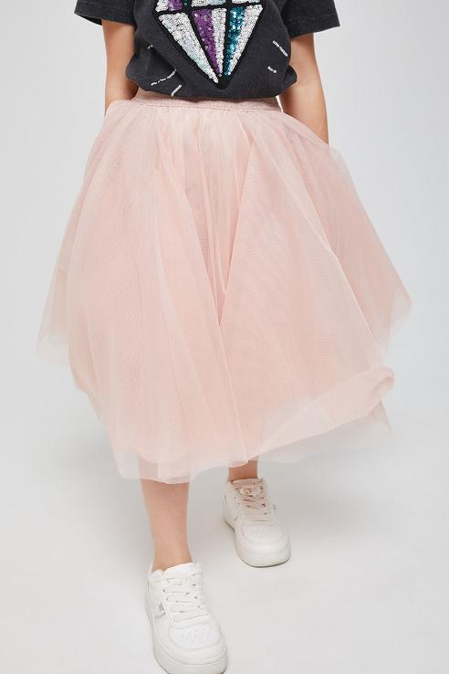 Купить 812041916, Юбка для девочек Sela цв. розовый р-р. 98,
