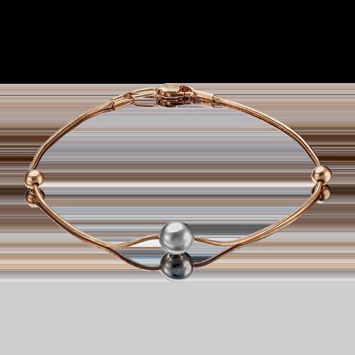 Браслет из золота р.16.5 PLATINA jewelry 05-0582-00-000-1111-01