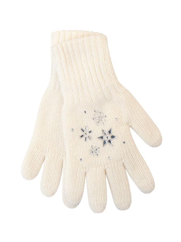 перчатки aleksa pc-1, р-р l 18 цв. белый