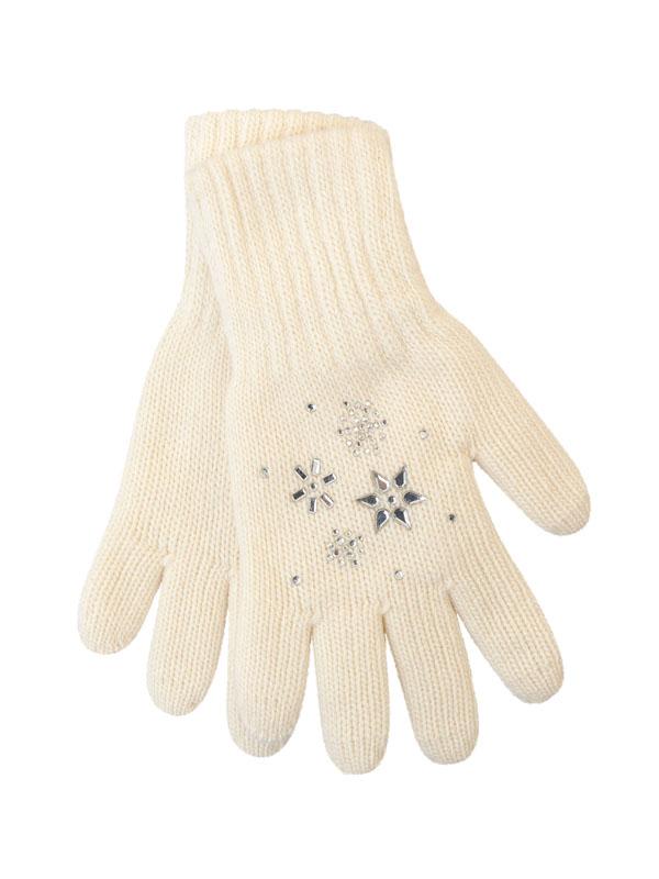перчатки aleksa pc-2, р-р l 18 цв. молочный