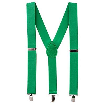 Подтяжки Amscan зеленые