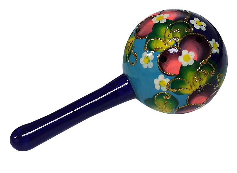 Погремушка Деревянные игрушки Шар