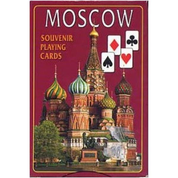 Купить Игральные карты Медный всадник Москва,