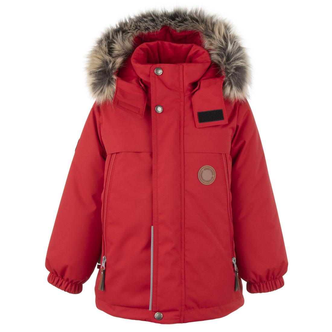 Купить Куртка-парка для мальчиков KERRY MICAH K20437, размер 104,