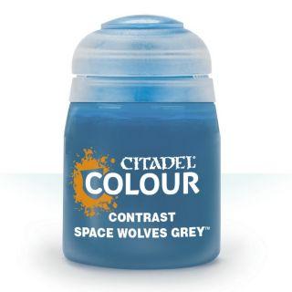 Купить Контрастная краска Games Workshop Space Wolves Grey 29-36,