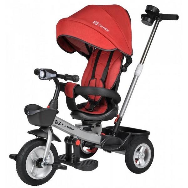Купить Детский трехколесный велосипед Farfello 6299 Красный 6299,