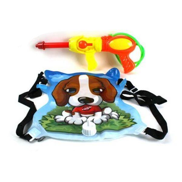 Оружие игрушечное водное с рюкзачком 100697330 NoBrand