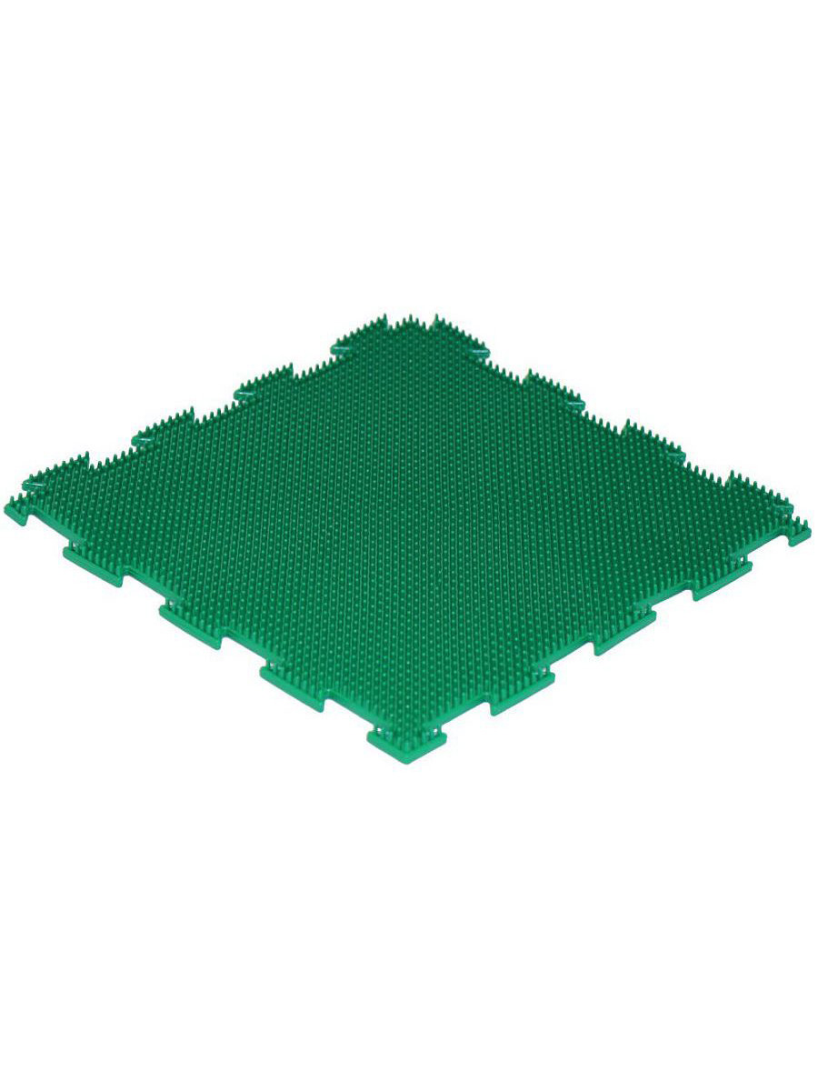 Массажный коврик Ортодон Трава мягкая зеленый