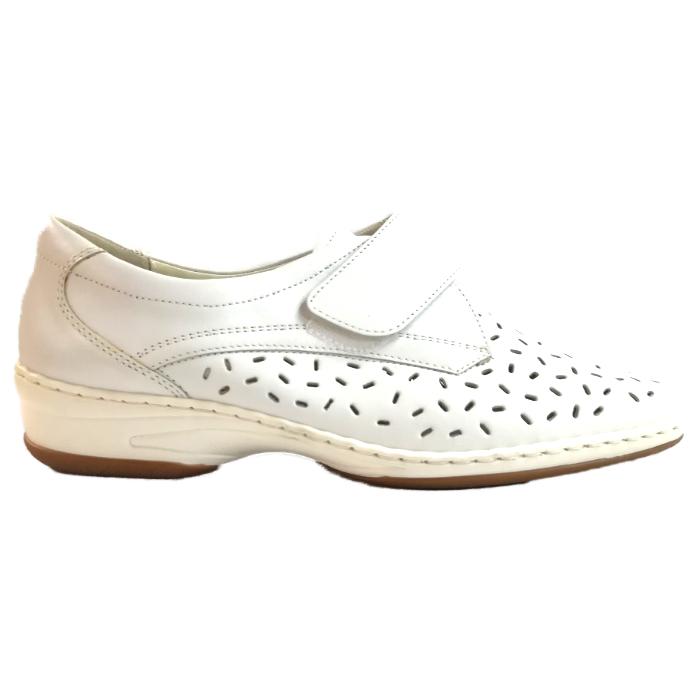 Полуботинки женские ARA 50216-06 белые 8.5 UK
