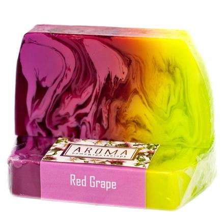 Купить Мыло Aroma Home&Spa Therapy Red Grape, 100 г