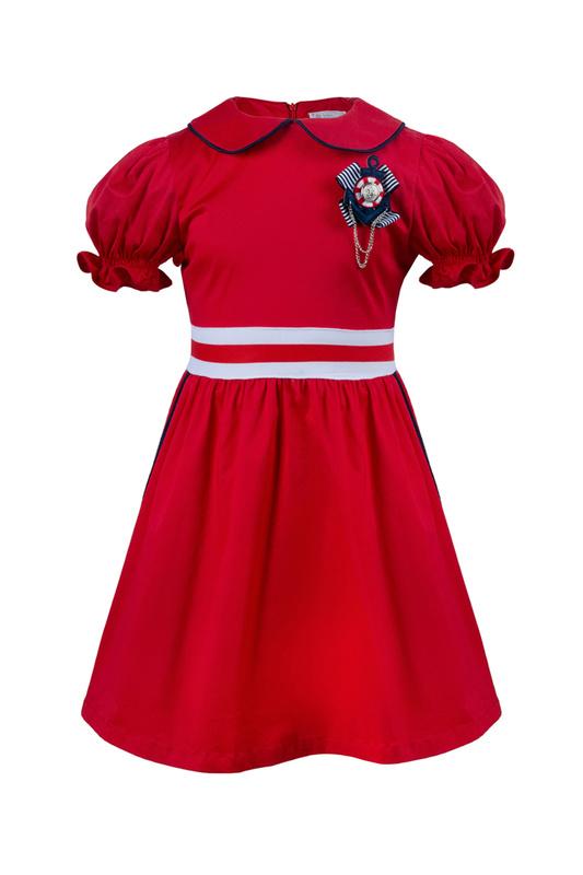 Купить Платье STEFANIA 320018-a красный 92,