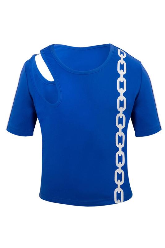 Купить Футболка STEFANIA 320188-s синий 170,
