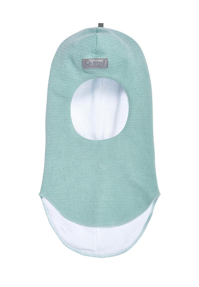 Купить Шапка-шлем без утеплителя для девочки Диана AAW202KHW26 Oldos р.50-52,