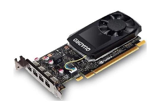 Видеокарта PNY Nvidia Quadro P1000 (VCQP1000V2BLK 1)
