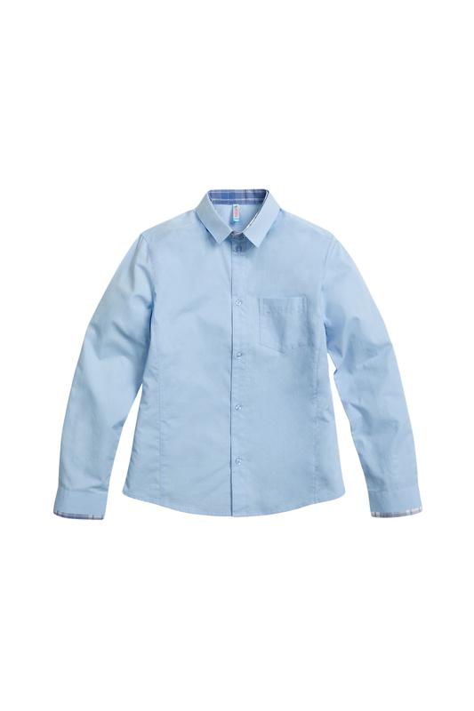 Сорочка PELICAN bwcj7086 голубой(9) 146