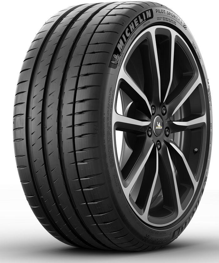Шины Michelin Pilot Sport 4 S 225/35