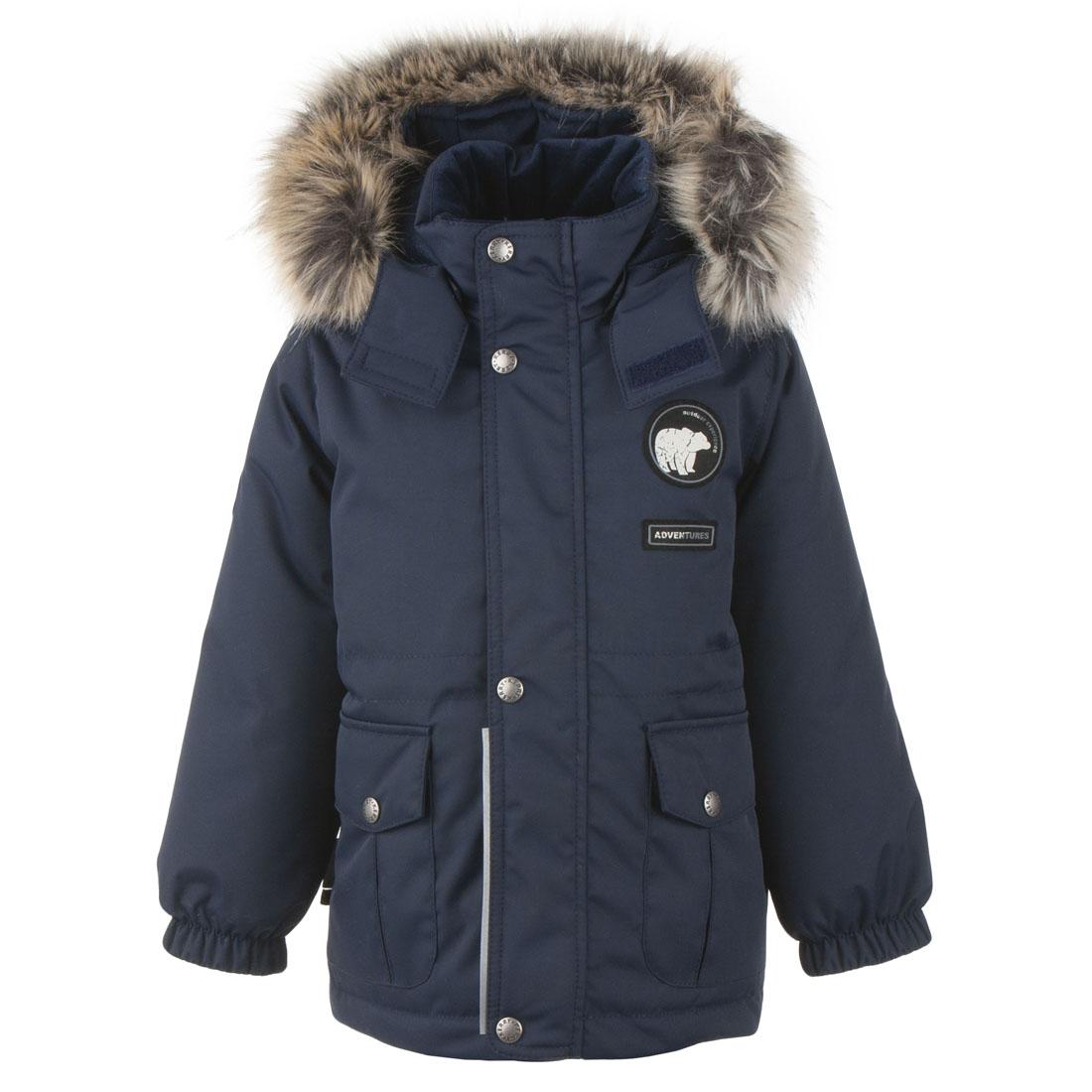 Купить Куртка-парка для мальчиков KERRY MOSS K20439, размер 104,