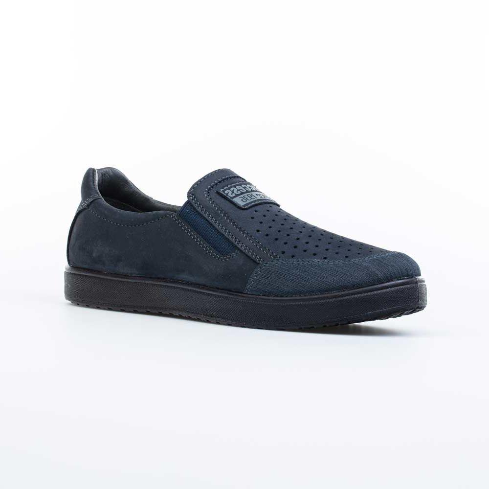 Ботинки Котофей 532262-22 синий 34