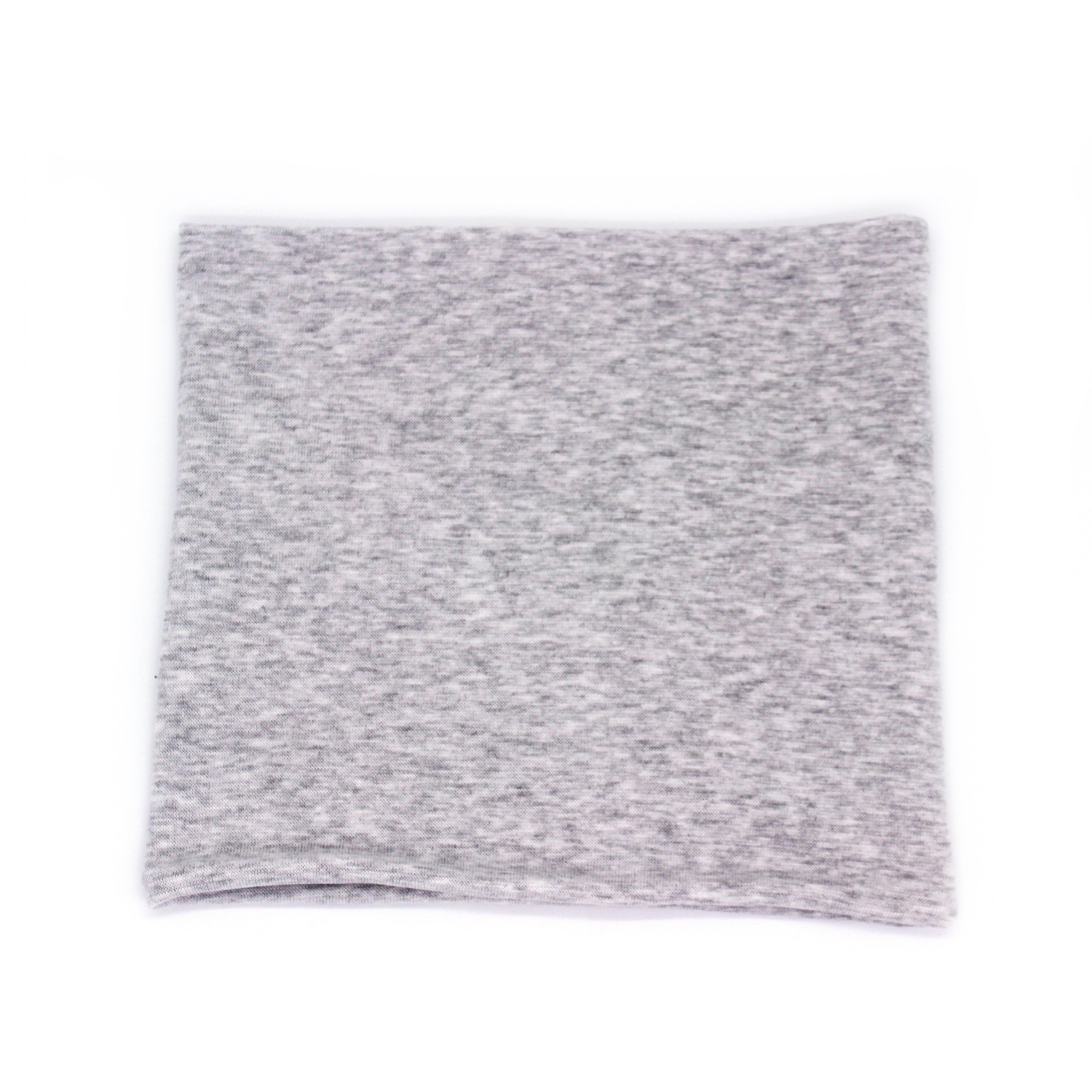 Шарф Nais, цвет: серый р.52-54 ДС.Снуд (серый св. меланж)