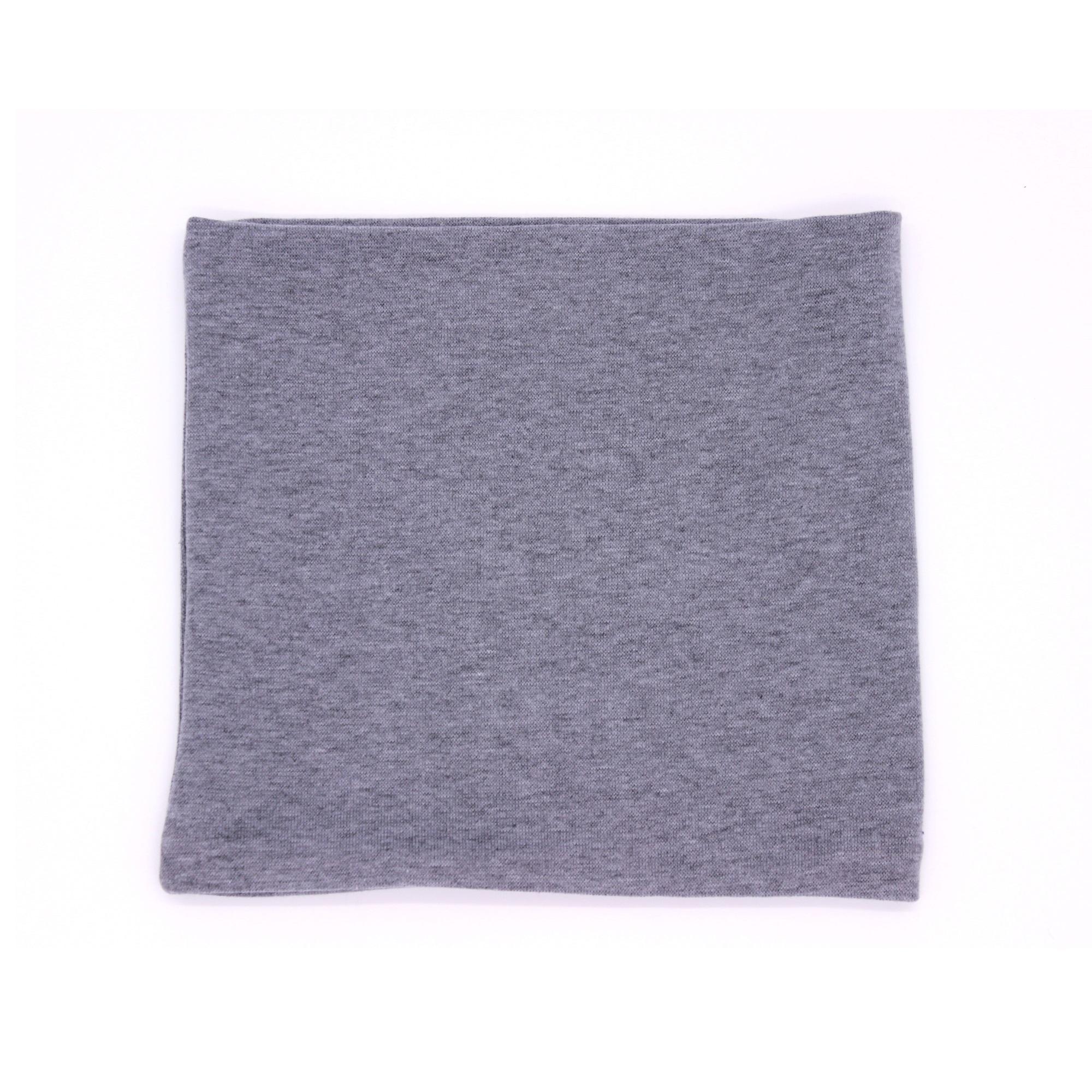 Шарф Nais, цвет: серый р.50-52 ДС.Снуд (серый т. меланж)
