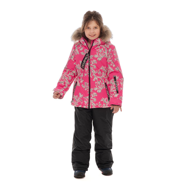 Комплект куртка/полукомбинезон Stella'S Kids Frost, цвет: розовый р.146 М-577/2