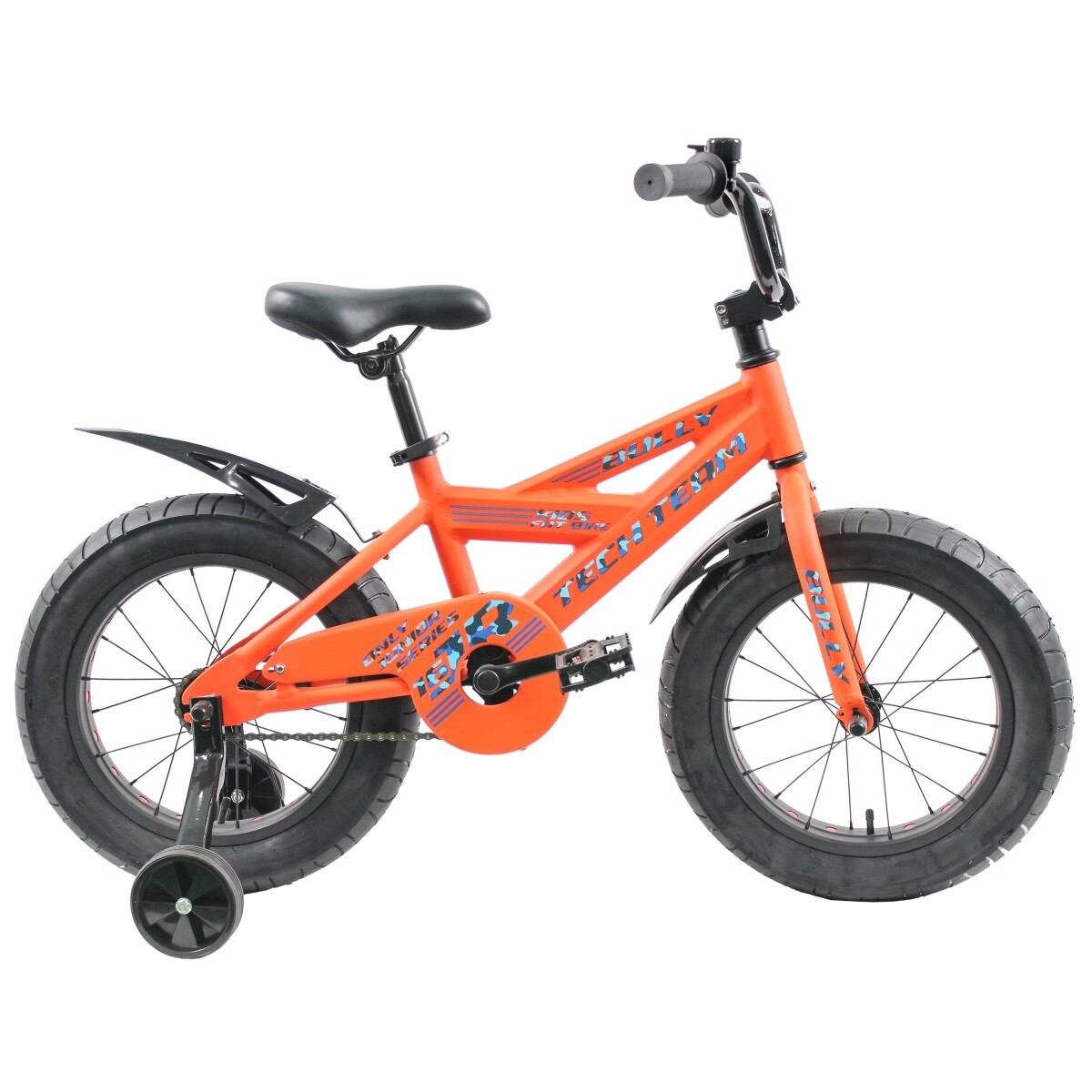 Детский велосипед Фэтбайк Tech Team Bully 18\