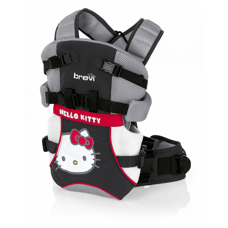 Купить Рюкзачок Brevi для переноски детей Koala Hello Kitty 024,