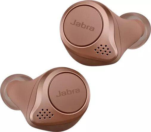 Беспроводные наушники Jabra Elite Active 75t (Sienna)