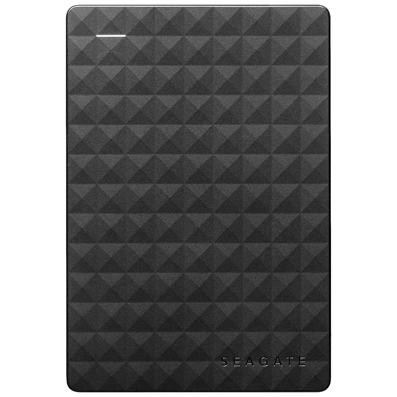 Внешний диск HDD Seagate Expansion+ 1TB Black