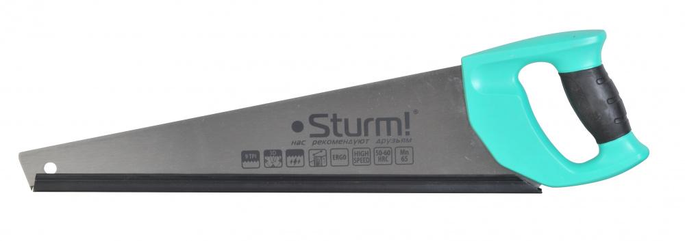 Ножовка по дереву Sturm! 1060-55-450