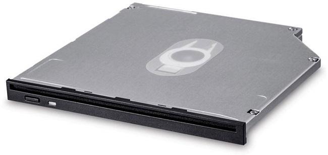 Привод LG GS40N Black SATA slim