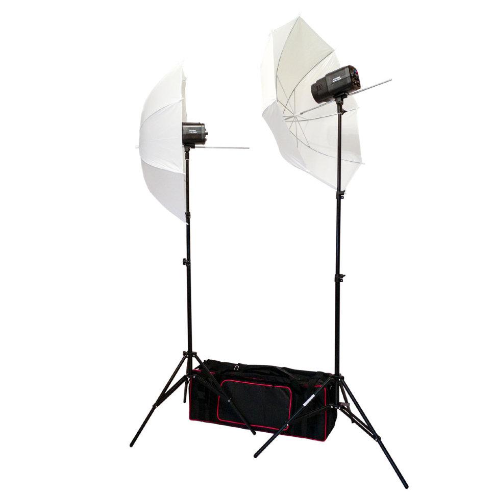 Комплект импульсных осветителей Fujimi FJ SK2150U