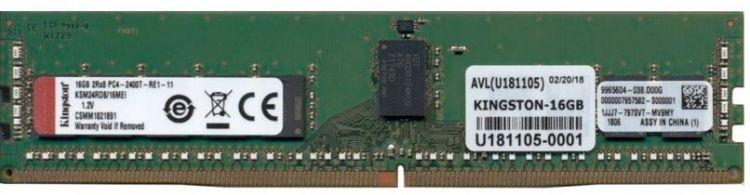 Оперативная память Kingston KSM24RD8/16MEI 16Gb