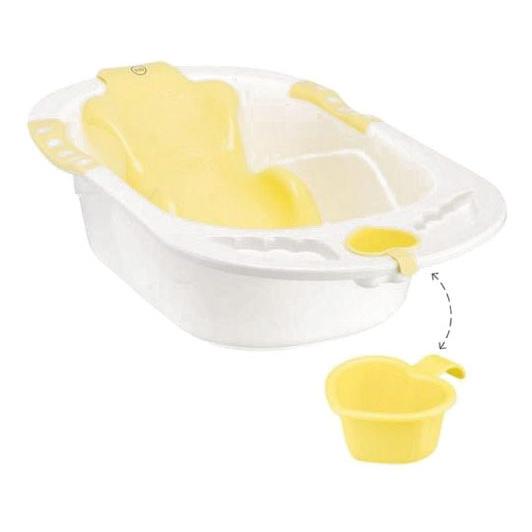 Купить Ванна детская Bath Comfort yellow Happy Baby,