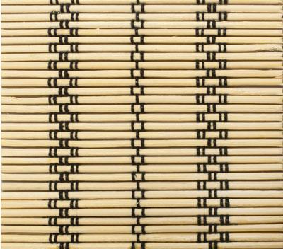 Рулонные бамбуковые шторы Золотой беж Eskar 70140160160