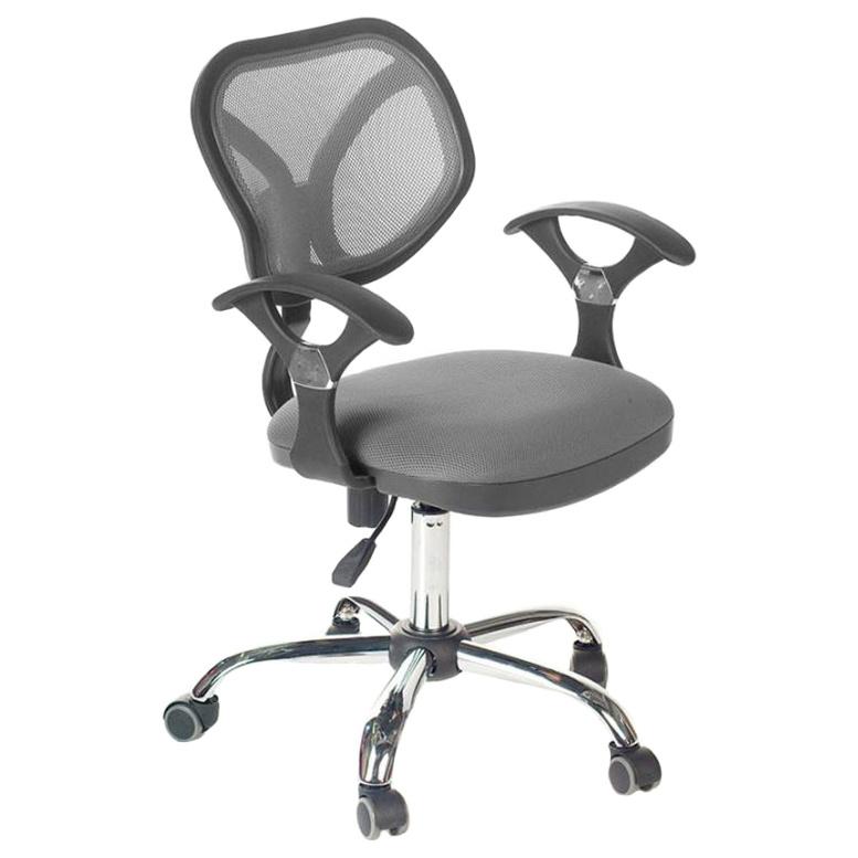 Офисное кресло CHAIRMAN 380 00-07017600, серый