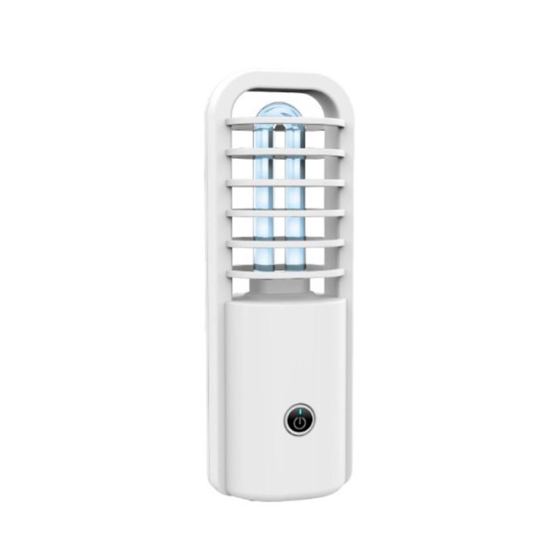Портативная бактерицидная ультрафиолетовая лампа UVTEK P04 белая