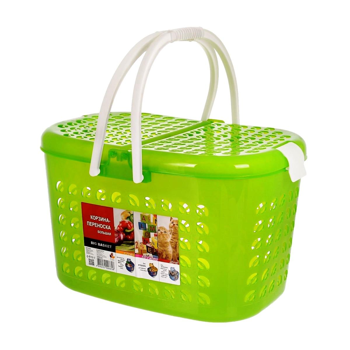 Корзина для пикника Plastic Centre 35ПЦ3410- обзор, преимущества, отзывы. Заказать товар за 431 руб. Бренд Plastic Centre