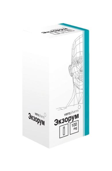 Купить Экзорум лиоф.д/приг.р-ра для инф.100 мг фл.№1, Верофарм