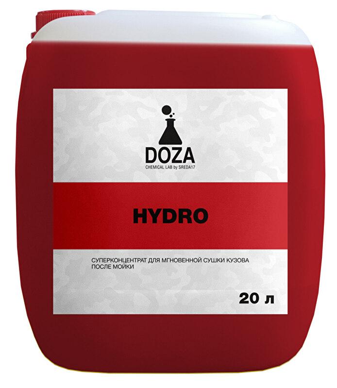Концентрат для мгновенной сушки авто DOZA Hydro