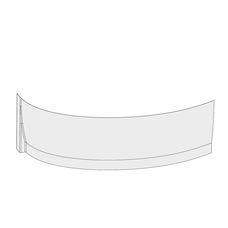 Передняя панель Ravak A для ванны Ravak Avocado L 160, CZQ1000A00 фото