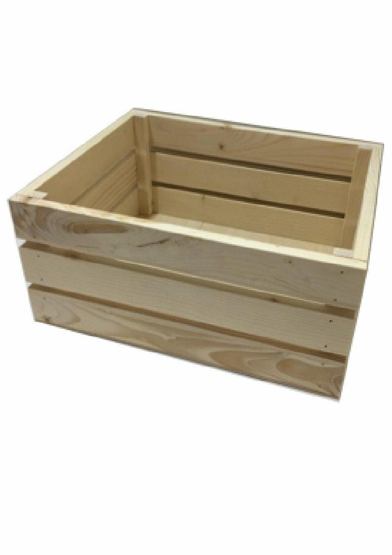 Ящик деревянный ЭКО