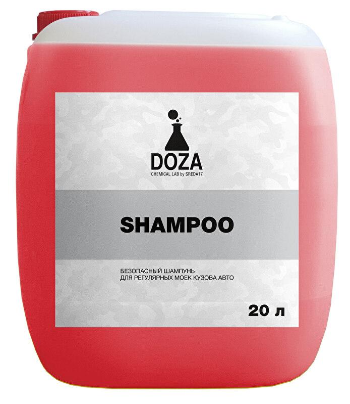 Безопасный шампунь мойки для кузова DOZA Shampoo